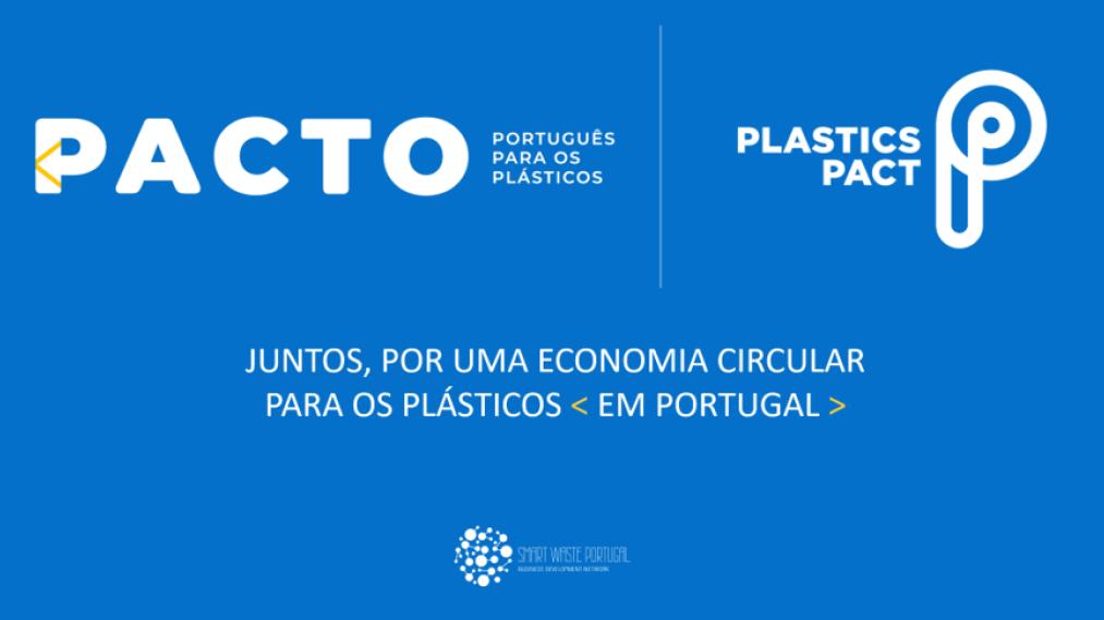 BUSINESS as NATURE é membro fundador do Pacto Português para os Plásticos