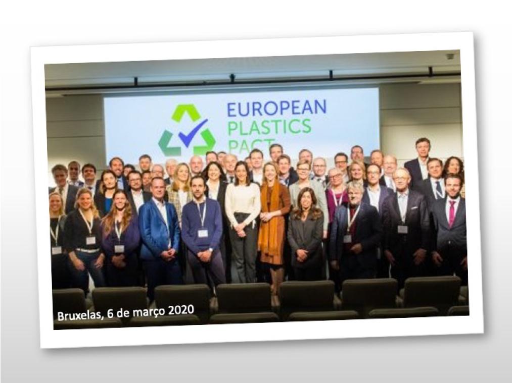 BUSINESS as NATURE é membro do Pacto Europeu para os Plásticos