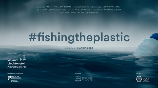 Lançamento do vídeo #fishingtheplastic